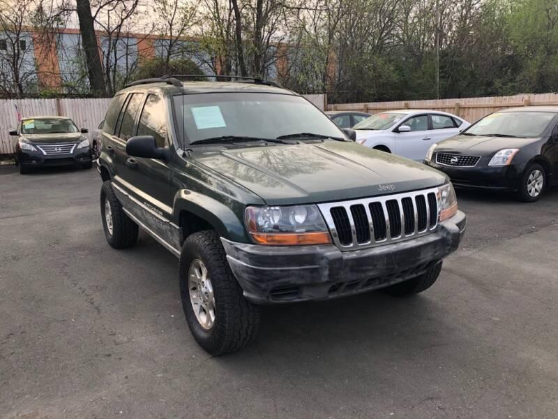 2000 Jeep Grand Cherokee for sale at Auto Revolution in Charlotte NC
