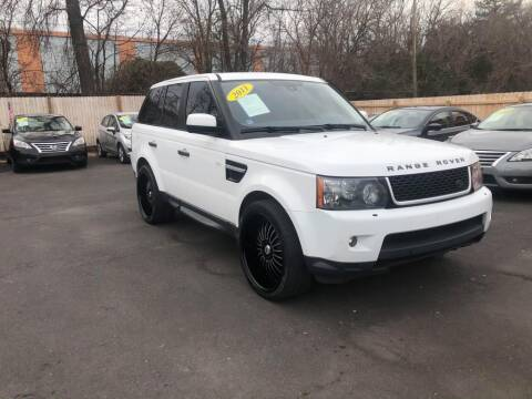 2011 Land Rover Range Rover Sport for sale at Auto Revolution in Charlotte NC
