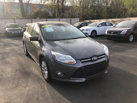 2012 Ford Focus for sale at Auto Revolution in Charlotte NC