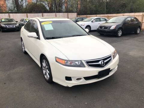 2008 Acura TSX for sale at Auto Revolution in Charlotte NC