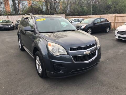 2011 Chevrolet Equinox for sale at Auto Revolution in Charlotte NC