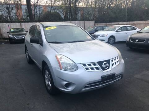 2013 Nissan Rogue for sale at Auto Revolution in Charlotte NC