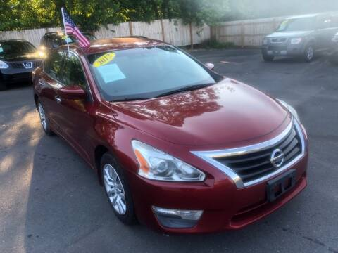 2013 Nissan Altima for sale at Auto Revolution in Charlotte NC