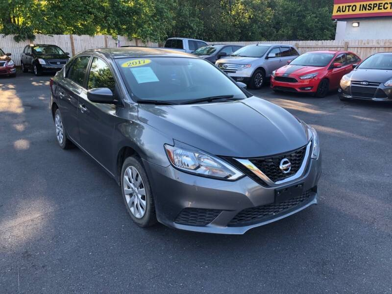 2017 Nissan Sentra for sale at Auto Revolution in Charlotte NC