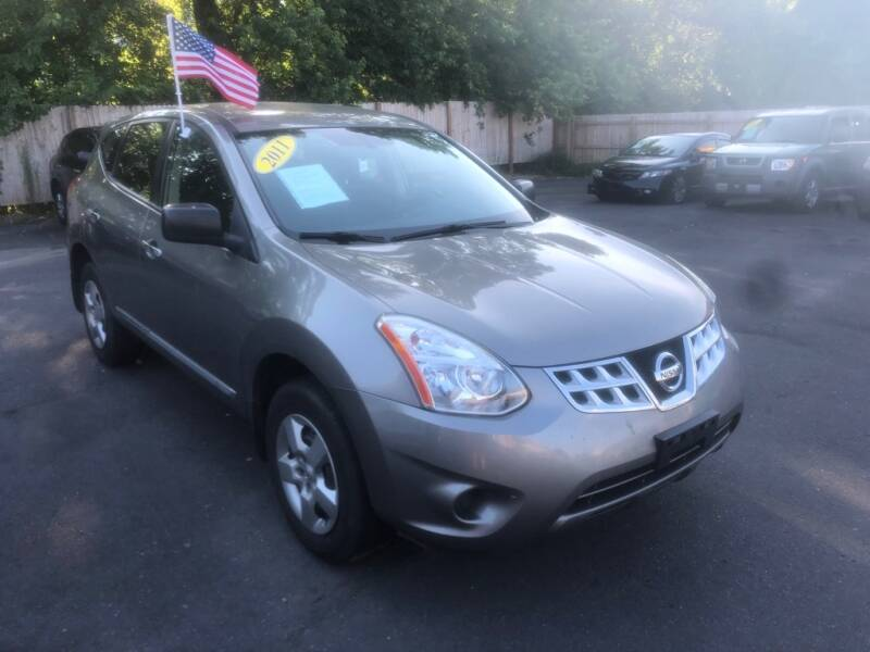 2011 Nissan Rogue for sale at Auto Revolution in Charlotte NC
