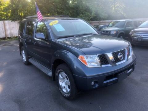 2005 Nissan Pathfinder for sale at Auto Revolution in Charlotte NC