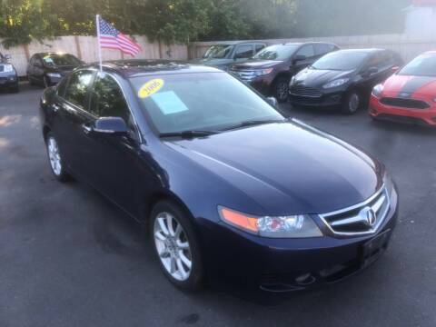 2006 Acura TSX for sale at Auto Revolution in Charlotte NC