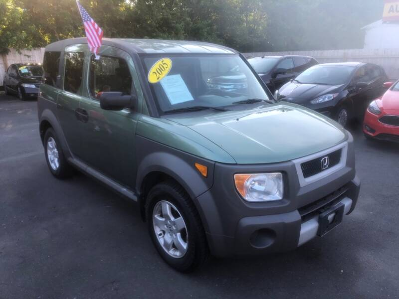 2005 Honda Element for sale at Auto Revolution in Charlotte NC