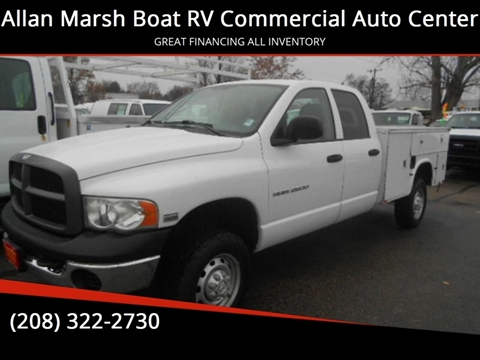 2005 Dodge Ram Chassis 2500 for sale in Boise, ID