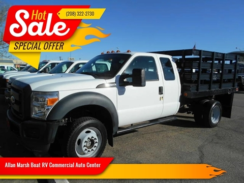 2011 Ford F-450 Super Duty for sale in Boise, ID