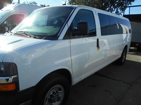 2012 Chevrolet Express Passenger for sale in Boise, ID