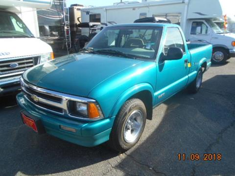 1995 Chevrolet S 10 For Sale In Boise Id