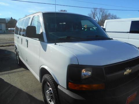 2011 Chevrolet Express Passenger for sale in Boise, ID