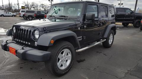 2016 Jeep Wrangler Unlimited for sale in Boise, ID
