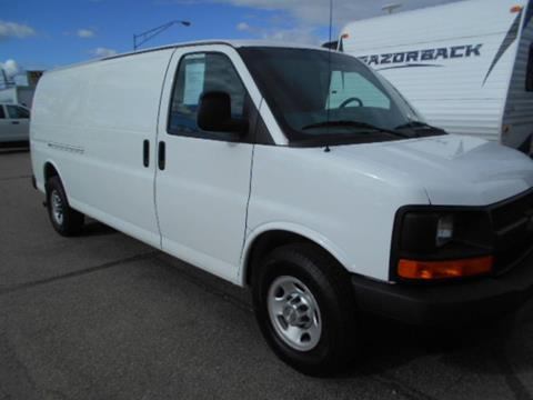 2011 Chevrolet Express Cargo for sale in Boise, ID