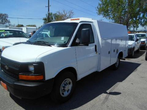 2009 Chevrolet Express Cutaway for sale in Boise, ID
