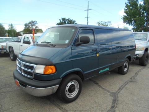 The Ram Boise >> 1999 Dodge Ram Van For Sale In Boise Id