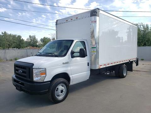 2018 Ford E-Series Chassis for sale in Boise, ID