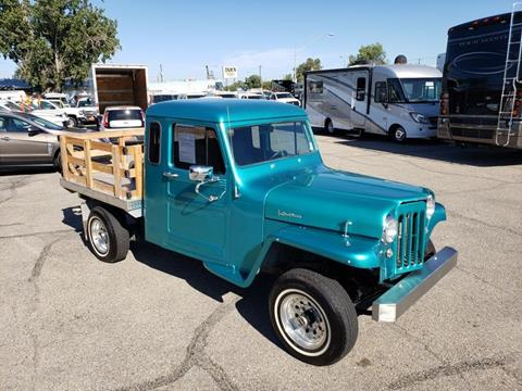 1955 Jeep Willys for sale in Boise, ID