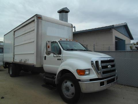 2007 Ford F-650 Super Duty for sale in Boise, ID