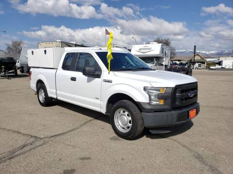 2016 Ford F-150 for sale at Allan  Marsh Boat RV Commercial Auto Center in Boise ID