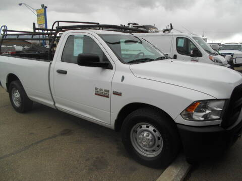 2013 RAM Ram Pickup 2500 Tradesman for sale at Allan  Marsh Boat RV Commercial Auto Center in Boise ID