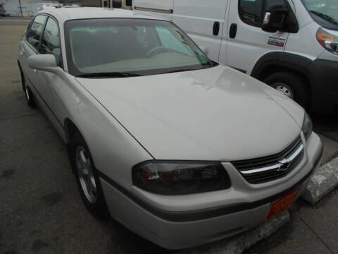 2003 Chevrolet Impala for sale at Allan  Marsh Boat RV Commercial Auto Center in Boise ID
