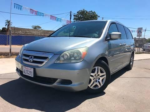 2006 Honda Odyssey For Sale In El Cajon, CA