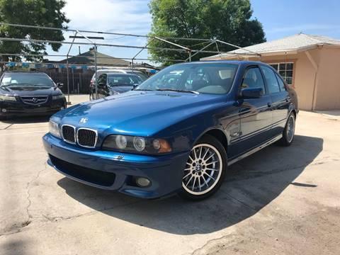 2001 BMW 5 Series for sale at Vtek Motorsports in El Cajon CA