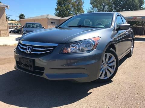 2011 Honda Accord for sale at Vtek Motorsports in El Cajon CA
