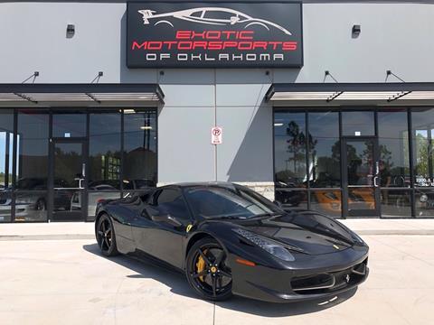 Ferrari 458 Italia For Sale Carsforsale
