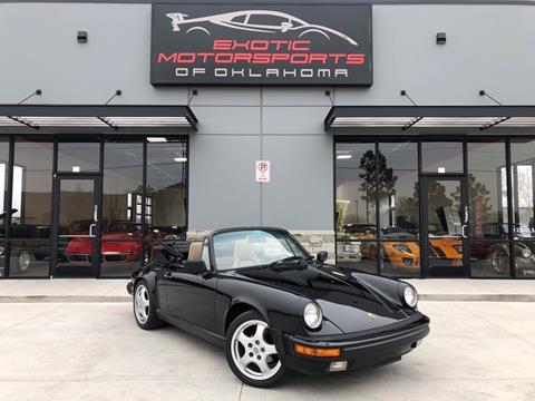 1986 Porsche 911 for sale in Edmond, OK