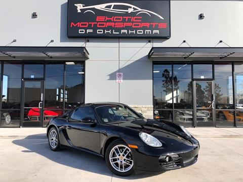 2008 Porsche Cayman for sale in Edmond, OK