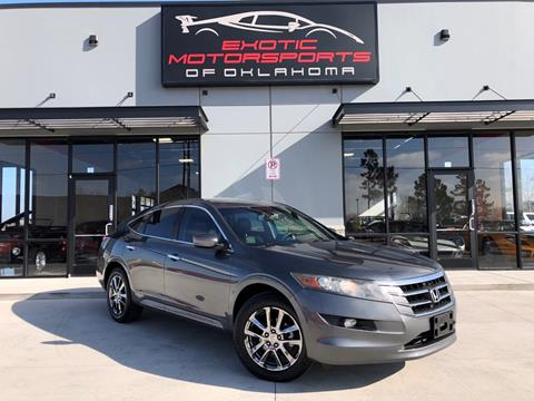 2012 Honda Crosstour for sale in Edmond, OK