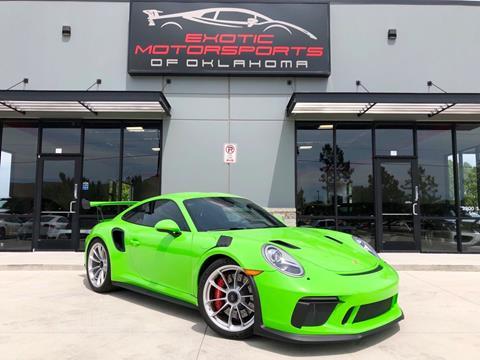 2019 Porsche 911 for sale in Edmond, OK