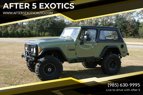 1972 Jeep Commander for sale in Semmes, AL