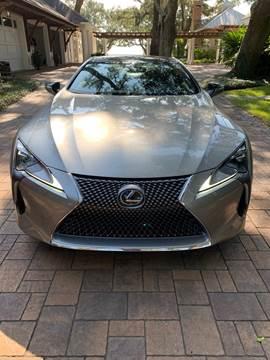 2018 Lexus LC 500 for sale in Semmes, AL