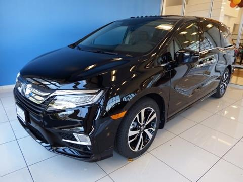 2019 Honda Odyssey For Sale In Peoria, IL
