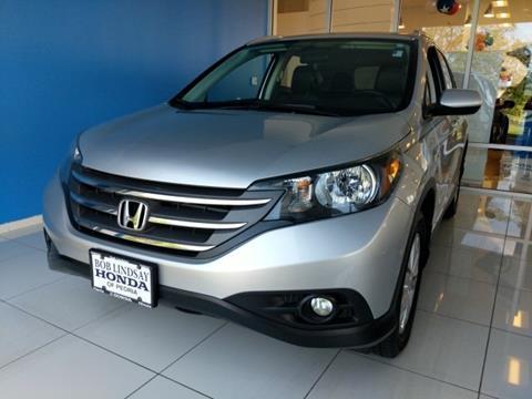 2013 Honda CR-V for sale in Peoria, IL