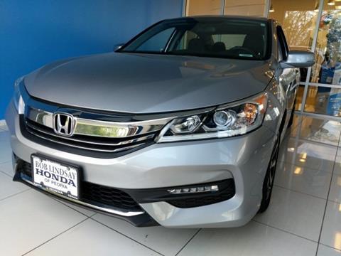 2016 Honda Accord for sale in Peoria, IL