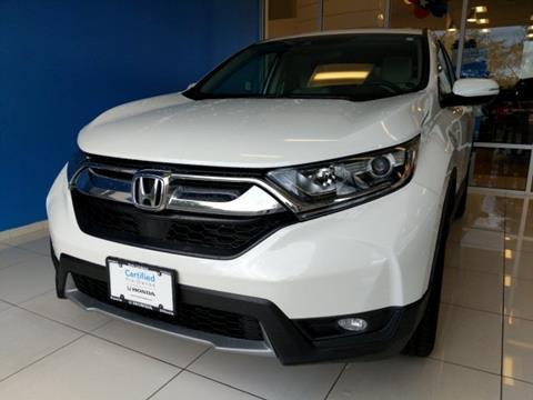 2017 Honda CR-V for sale in Peoria, IL
