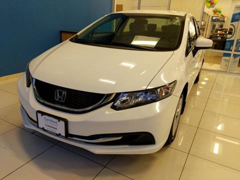 2015 Honda Civic for sale in Peoria, IL