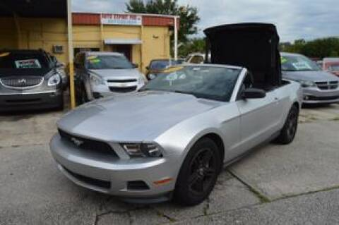 2011 Ford Mustang V6 Premium for sale at Auto Export Pro Inc. in Orlando FL