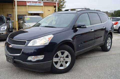 2010 Chevrolet Traverse LT for sale at Auto Export Pro Inc. in Orlando FL