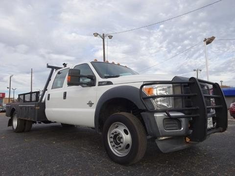 2013 Ford F-550 Super Duty for sale in Arlington, TX