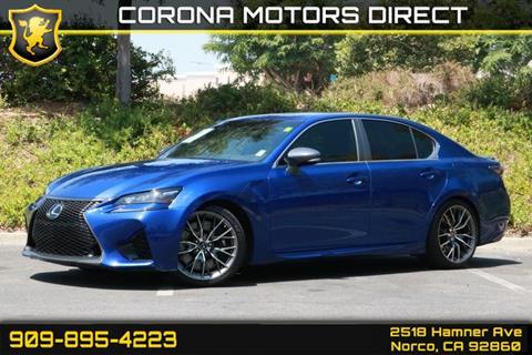 Lexus GS F For Sale - Carsforsale.com®