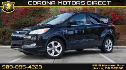 2013 Ford Escape for sale in Norco, CA