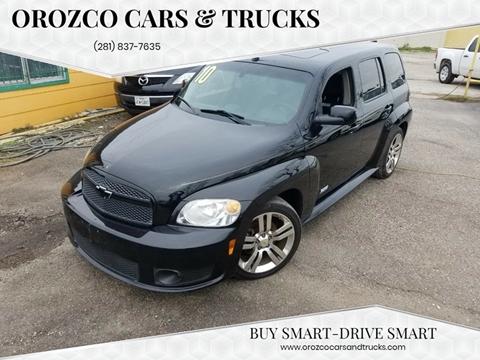 Chevrolet Hhr For Sale In Baytown Tx Orozco Cars Trucks