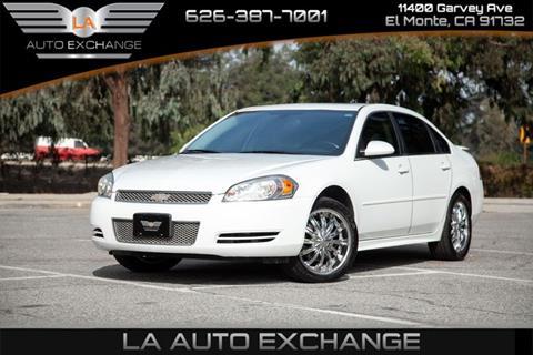 2012 Chevrolet Impala for sale in El Monte, CA