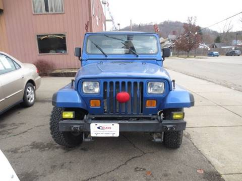 1994 Jeep Wrangler for sale in Warren, PA